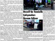 Çağdaş Develi Gazetesi, 30 Ekim 2020, Sayfa 3