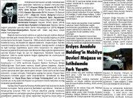 Çağdaş Develi Gazetesi, 30 Ekim 2020, Sayfa 2