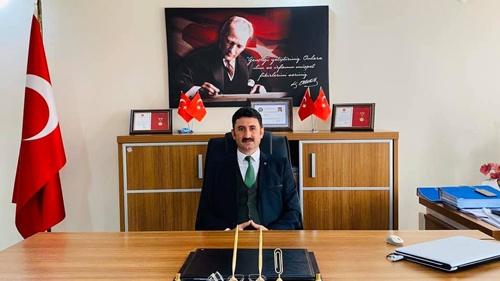 Develi, İlçe Milli Eğitim Müdürü Murat Toprak'ın Mesajı