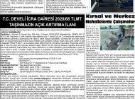 Çağdaş Develi Gazetesi, 27 Kasım 2020, Sayfa 4