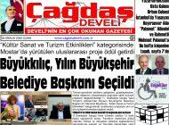 Çağdaş Develi Gazetesi, 04 Aralık 2020, Sayfa 1