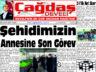 Çağdaş Develi Gazetesi, 08 Ocak 2021, Sayfa 1