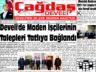 Çağdaş Develi Gazetesi, 05 Şubat 2021, Sayfa 1