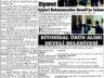 Çağdaş Develi Gazetesi, 12 Şubat 2021, Sayfa 3