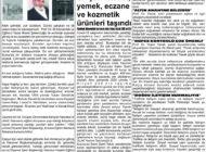 Çağdaş Develi Gazetesi, 19 Şubat 2021, Sayfa 2