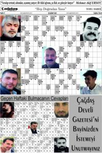 Çağdaş Develi Gazetesi, 26 Şubat 2021, Sayfa 6
