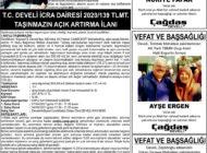 Çağdaş Develi Gazetesi, 26 Şubat 2021, Sayfa 4