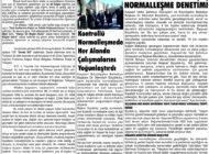 Çağdaş Develi Gazetesi, 05 Mart 2021, Sayfa 3