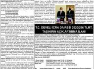 Çağdaş Develi Gazetesi, 05 Mart 2021, Sayfa 2