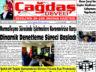 Çağdaş Develi Gazetesi, 05 Mart 2021, Sayfa 1