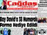 Çağdaş Develi Gazetesi, 02 Nisan 2021, Sayfa 1