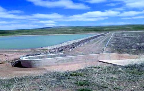 Köseler Mahallesine Yapılacak Sulama Göleti  İçin İmzalar Atıldı