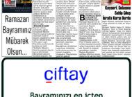 Çağdaş Develi Gazetesi, 14 Mayıs 2021, Sayfa 2