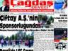 Çağdaş Develi Gazetesi, 04 Haziran 2021, Sayfa 1