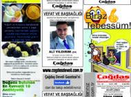 Çağdaş Develi Gazetesi, 11 Haziran 2021, Sayfa 5