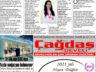 Çağdaş Develi Gazetesi, 30 Temmuz 2021, Sayfa 8