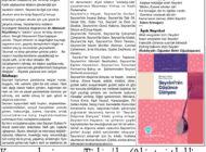 Çağdaş Develi Gazetesi, 30 Temmuz 2021, Sayfa 7