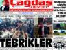 Çağdaş Develi Gazetesi, 09 Temmuz 2021, Sayfa 1