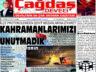 Çağdaş Develi Gazetesi, 16 Temmuz 2021, Sayfa 1