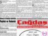 Çağdaş Develi Gazetesi, 23 Temmuz 2021, Sayfa 4