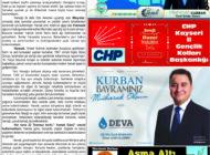 Çağdaş Develi Gazetesi, 23 Temmuz 2021, Sayfa 3