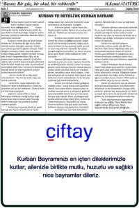 Çağdaş Develi Gazetesi, 23 Temmuz 2021, Sayfa 2