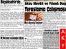 Çağdaş Develi Gazetesi, 27 Ağustos 2021, Sayfa 2