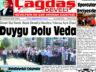 Çağdaş Develi Gazetesi, 27 Ağustos 2021, Sayfa 1