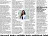 Çağdaş Develi Gazetesi, 03 Eylül 2021, Sayfa 4