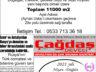 Çağdaş Develi Gazetesi, 10 Eylül 2021, Sayfa 8