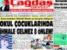 Çağdaş Develi Gazetesi, 10 Eylül 2021, Sayfa 1