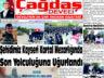 Çağdaş Develi Gazetesi, 17 Eylül 2021, Sayfa 1