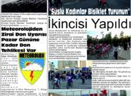 Çağdaş Develi Gazetesi, 24 Eylül 2021, Sayfa 2