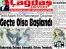 Çağdaş Develi Gazetesi, 01 Ekim 2021, Sayfa 1